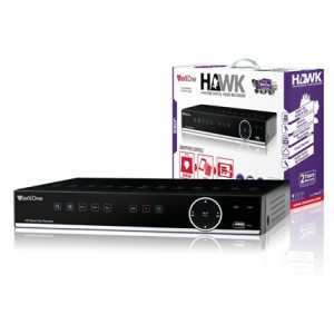 CCTV 1080p AHD/TVI 8 Channel 2TB DVR