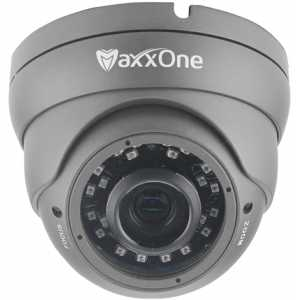 2.4MP CCTV Camera AHD  2.8-12mm 30m IR Dome GREY