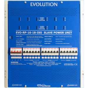 Mode EVS-RP-10-18-ISO Evolution Slave Relay Pack with Isolator (18 Channels of 10 Amps Switching)
