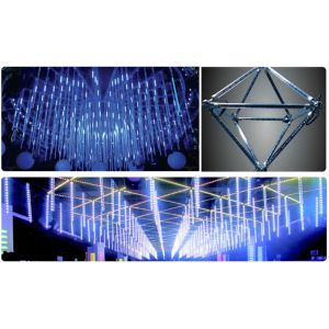 3D LED Pixel Pendant Tube 360 degree