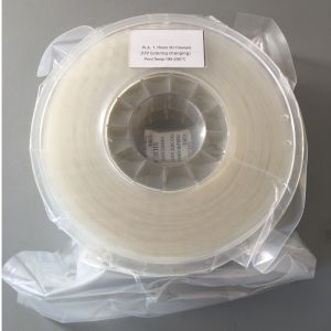 Transparent Precision PLA Pro 3D Printing Filament 1.75mm