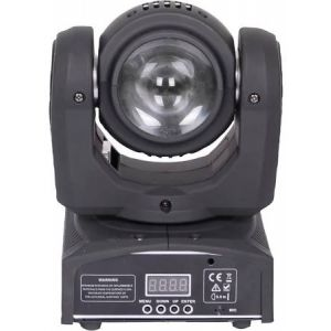 RGB LED Dual Beam Back-to-back LED Motorised Moving Head