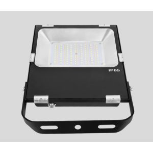 Smart Wireless 50W RGB+CCT LED Floodlight Full Colour and Colour Temperature Controlled Flood Light RF Controlled