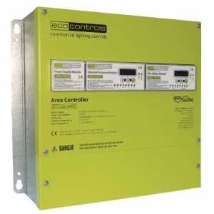 Mode ECO-LAC-6401 Area Controller (Area Controller - One DALI Universe, Ethernet Processor & PSU)