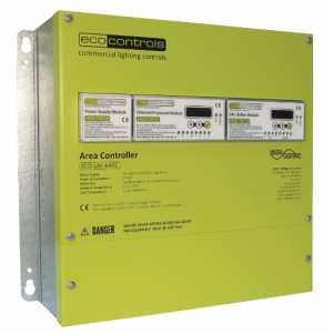 Mode ECO-LAC-6401 Area Controller (Area Controller - One DALI Universe, Ethernet Processor & PSU)