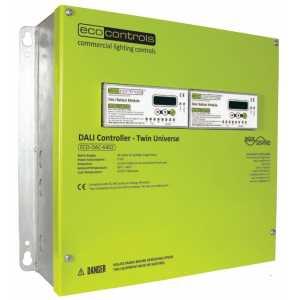 Mode ECO-DAC-6402 DALI Controller - Twin (Two DALI Universes)