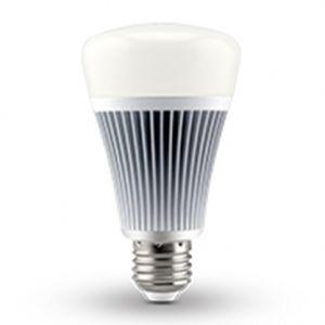 8W DMX512 RGB CCT LED Light Bulb