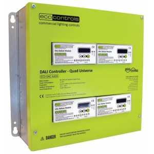 Mode Eco Controls ECO-DAC-6404 DALI Controller - Quad (Four DALI Universes)