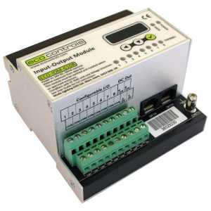 Mode Eco Controls ECO-IOM-0108 Configurable Input / Output (8 selectable 1-10V, DSI or Contact Inputs / 1-10V or DSI Outputs)