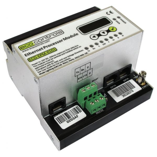 Mode Eco Controls ECO-EPM-0101 Ethernet Processor (Processor with web browser control and programming)
