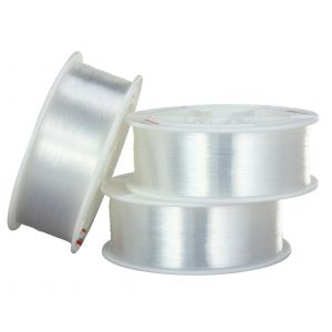 End Glow Fibre Optic Cable Rolls Light Loss 0.25db PMMA Single Core 0.5mm 0.75mm 1mm 1.5mm