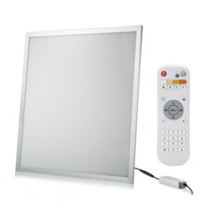 5pcs of 40W CCT LED Panels LED Colour Temperature and Brightness Dimmable 595mm x595mm