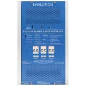 Mode EVO-10-06 Evolution Power & Processor Unit (6 Channels of 10 Amps, Inductive 9 Amps)