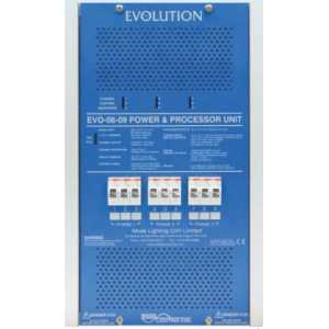 Mode EVO-06-09 Evolution Power & Processor Unit (9 Channels of 6 Amps, Inductive 6 Amps)