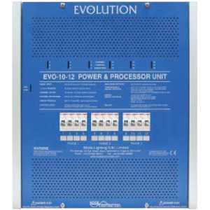 Mode EVO-10-12 Evolution Power & Processor Unit (12 Channels of 10 Amps, Inductive 9 Amps)