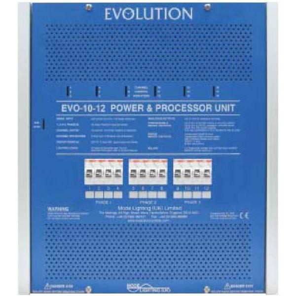 Mode EVO-10-12 Evolution Power & Processor Unit (12 Channels of 10 Amps, Inductive 9 Amps)
