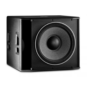 JBL SRX818SP 15 Inch Three-Way Bass Reflex Self-Powered System