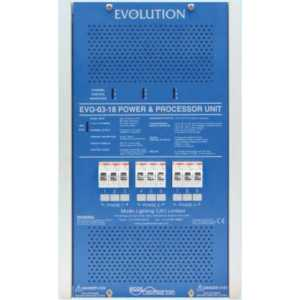 Mode EVO-03-18 Evolution Power & Processor Unit (18 Channels of 3 Amps, Inductive 3 Amps)