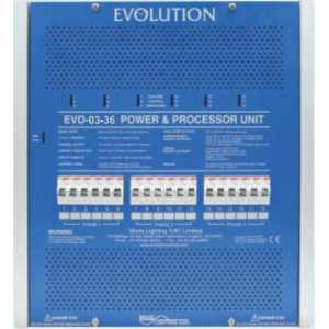 Mode EVO-03-36 Evolution Power & Processor Unit (36 Channels of 3 Amps, Inductive 3 Amps)