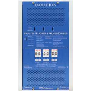 Mode EVO-07-06-TE Evolution Power & Processor Unit (6 Channels of 3 Amps, Trailing Edge)