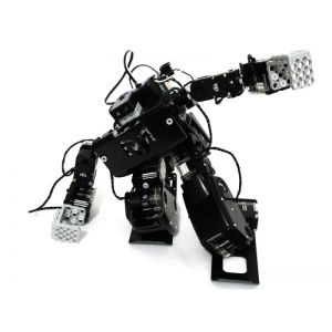 RoboBuilder RQ-HUNO Robotic 16 DOF Humanoid Kit (Assembled)