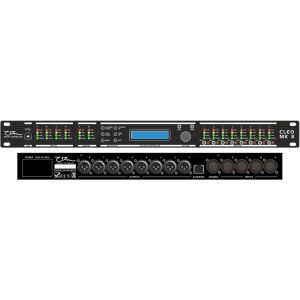 OHM CLEO MK3 4-in 8-out DSP Audio System Management Unit