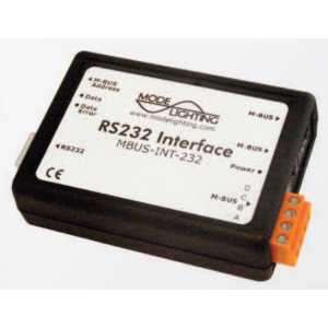 Mode MBUS-INT-232 RS232 Interface (RS232 to Mode M-Bus)