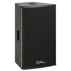 OHM BRT-15A 1000W Active Full Range Speaker with Single 15 Inch and 1.5 Inch Drivers