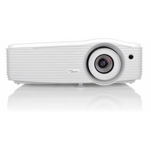 Optoma EH504 5000 Lumen 1080p Projector with 4 Corner Keystone Correction