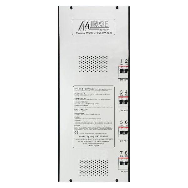 Mode SPP-06-08 Mirage Scenario Plus Unit (Scenario Processor & MP-06-08 Package)