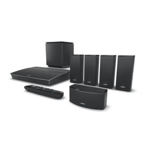 Bose Lifestyle 600 Pro Logic Speaker System for Commercial Installation