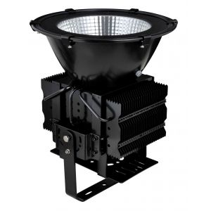 Dimmable 500W LED Stadium Flood Light with Meanwell Drivers for high end sports flood lighting
