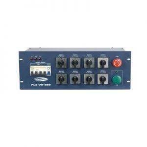 8-Channel Motorised Chain Hoist Controller