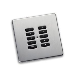 Rako RCM-100-X Wireless Control Wall Plate Powered