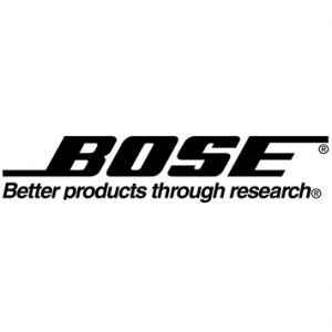 Bose FreeSpace DS 16/40/100S(E) Pole Mount Kit - Black or White - 47643/47644 - Each