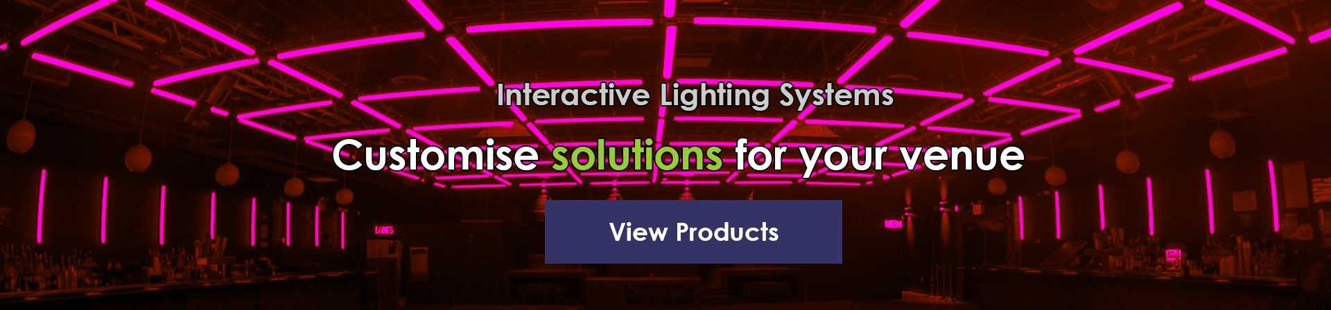 LED Grid Sound to Light Display System