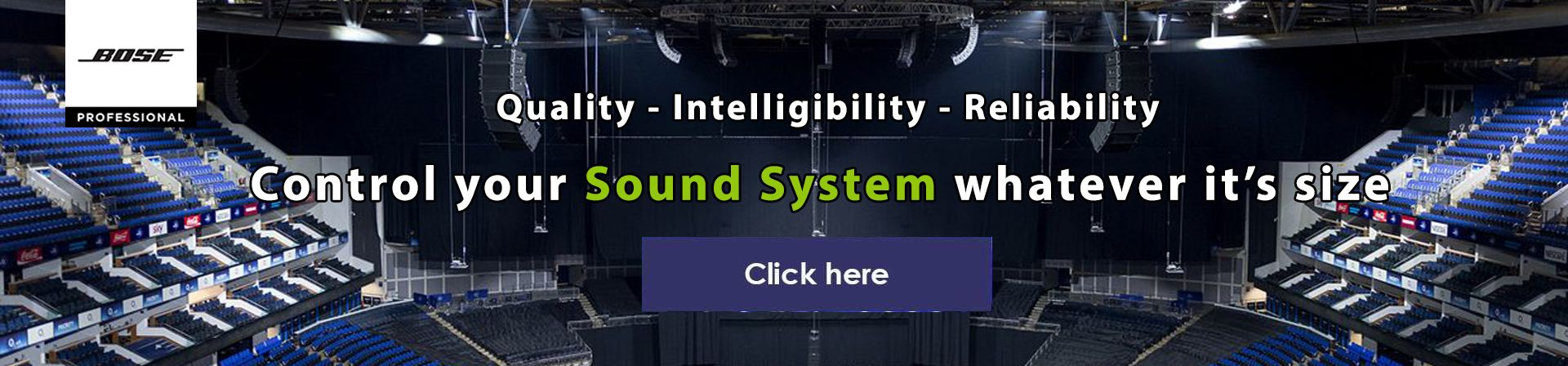 Bose RoomMatch Pro Audio Solutions